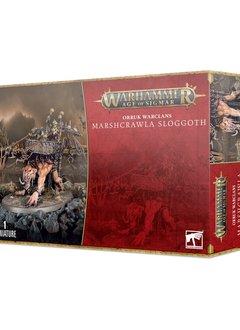 Orruk Warclans: Marshcrawla Sloggoth