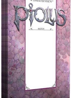 Ptolus Character Portfolio 5-Pocket (5E)