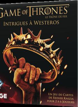Le Trone de fer: Intrigues a Westeros