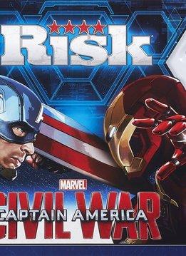 RISK - Marvel Captain America Civil War