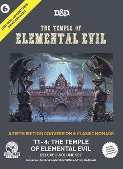 Original Adventures Reincarnated #6: Temple of Elemental Evil