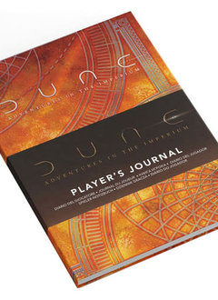 Dune RPG: Player's Journal (HC)