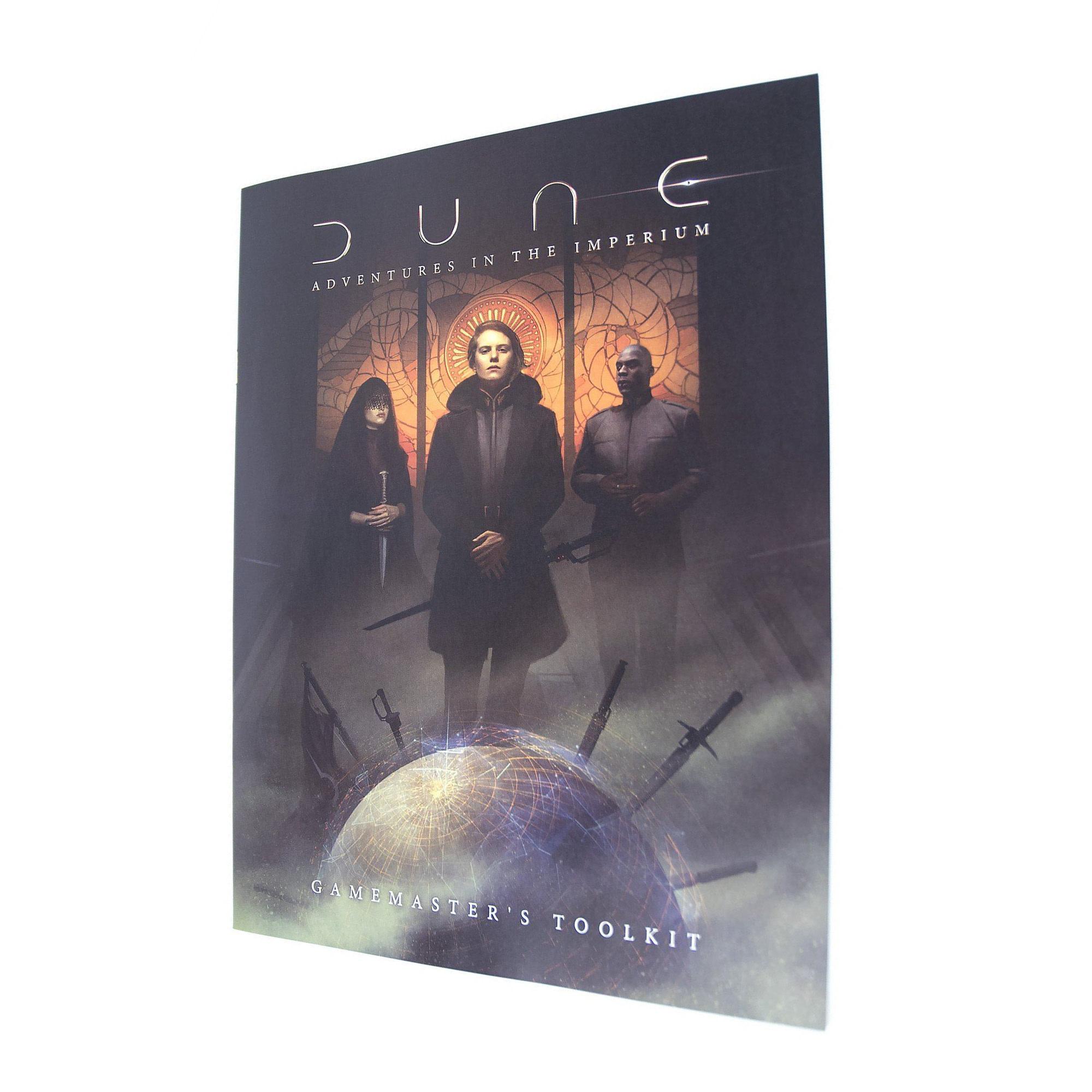 Dune RPG: Gamemaster's Toolkit