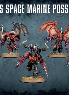 Chaos Space Marine: Possessed
