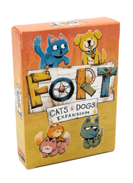 Fort: Cats and Dogs Exp.