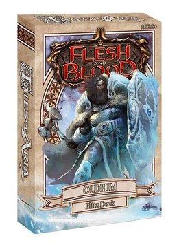Flesh and Blood: Tales of Aria Oldhim Blitz Deck (24 sept)