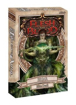 Flesh and Blood: Tales of Aria Briar Blitz Deck (24 sept)