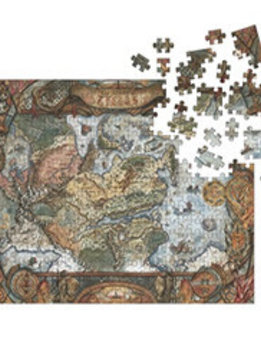 Puzzle: Dragon Age 1000PC World of Thedas 20x27