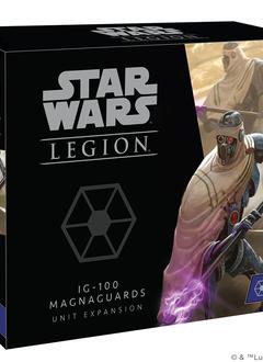 Star Wars Legion: IG-100 Magnaguards Unit Expansion