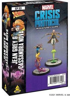 Marvel CP: Jean Grey & Cassandra Nova Character Pack