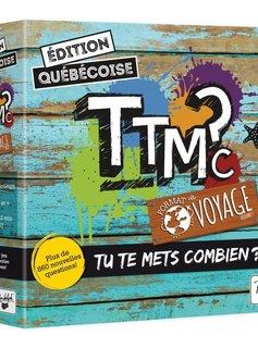 TTMC de voyage (En précommande, oct 2021)