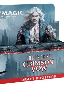 Innistrad Crimson Vow - Draft Booster Box ( 19 nov)