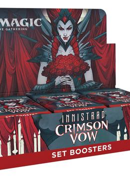 Innistrad Crimson Vow - Set Booster Box (19 nov)
