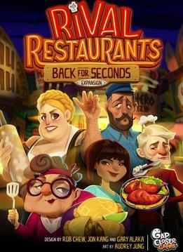 Rival Restaurants: Back for Seconds Exp.