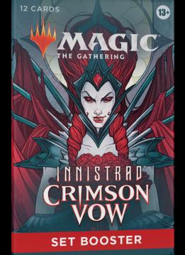 Innistrad Crimson Vow - Set Booster Pack (19 nov)