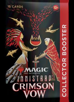 Innistrad Crimson Vow - Collector Booster Pack (19 nov)