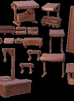 Terrain Crate: Town Square