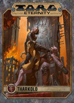 TORG Eternity: Tharkold Sourcebook (HC)