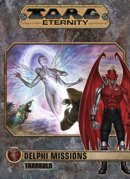 TORG Eternity: Delphi Missions - Tharkold (HC)