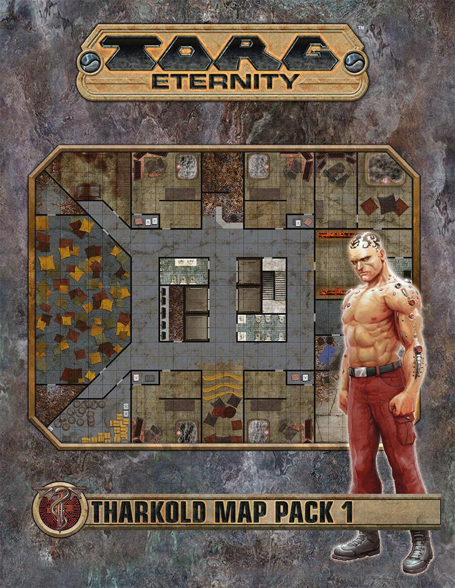 TORG Eternity: Tharkold Map Pack 1