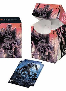 MTG Midnight Hunt Deck Box 100+: Tovolar, Dire Overlord