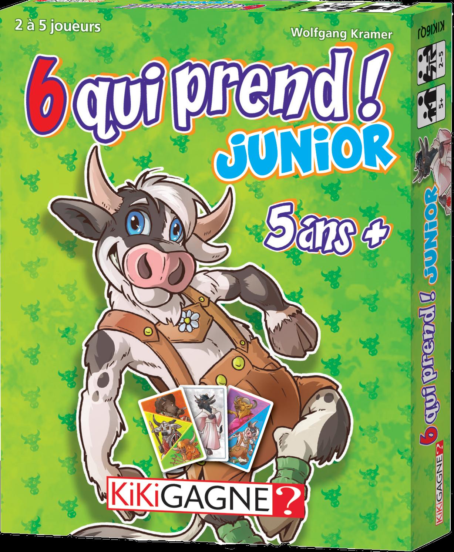6 qui prend! Junior