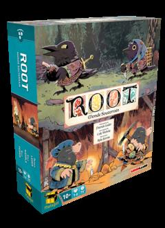 Root: Ext. Monde Souterrain (8 Octobre)