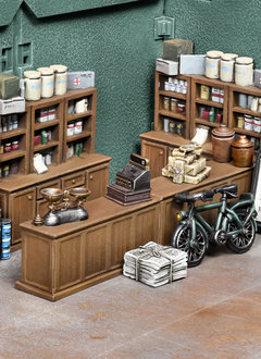 Terrain Crate: Grocery Store