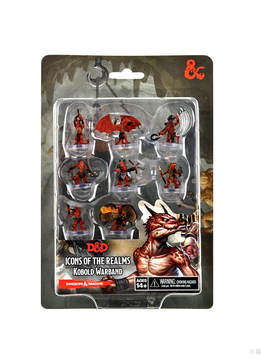 D&D Icons of the Realms: Kobold Warband