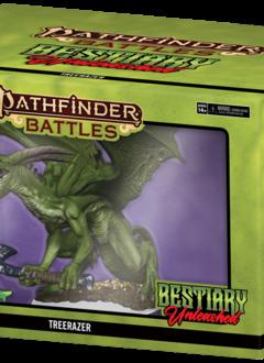 Pathfinder Battles: Bestiary Unleashed - Treerazer Premium Set