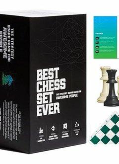 Best Chess Set Ever XL (Green)