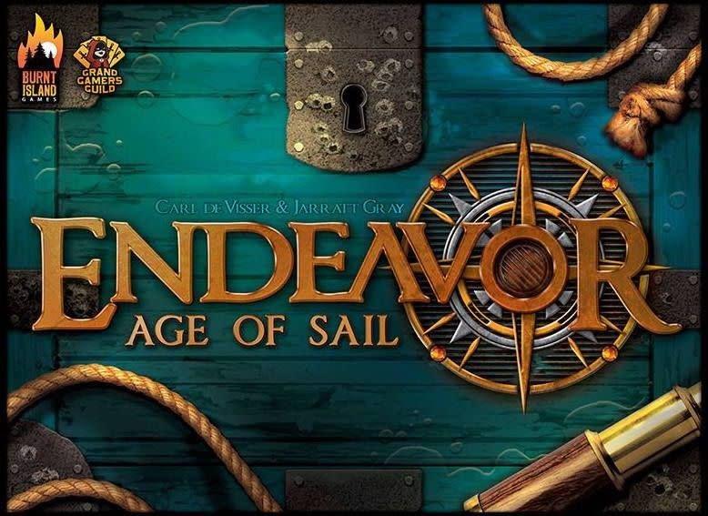 Endeavor: Age of Sail (Retail Ed.)