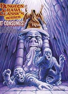DCC Horror #7: It Consumes!