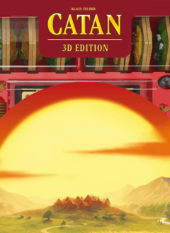 Catan 3D Edition (En)