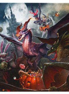 Dragon Shield Playmat: Halloween 2021