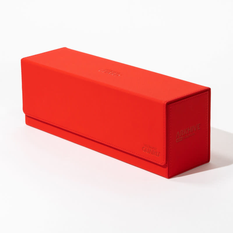 Deck Case: Arkhive 400+ Xenoskin Monocolor Red