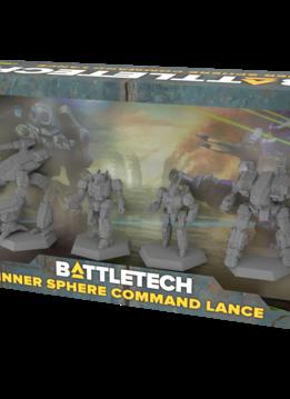 Battletech: Inner Sphere Command Lance