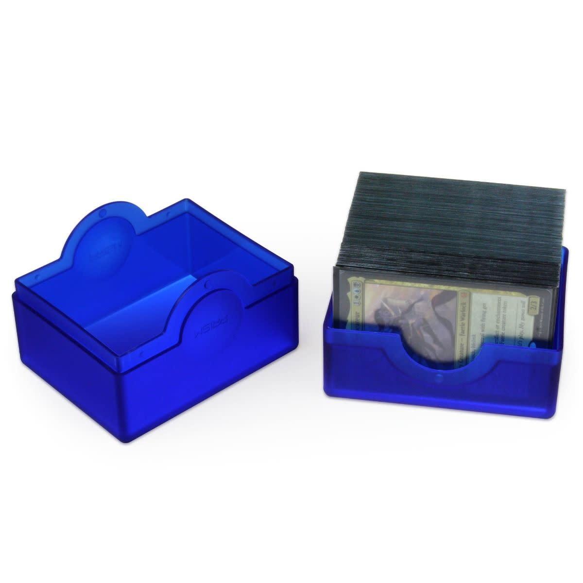 Deck Case: Prism Cobalt Blue
