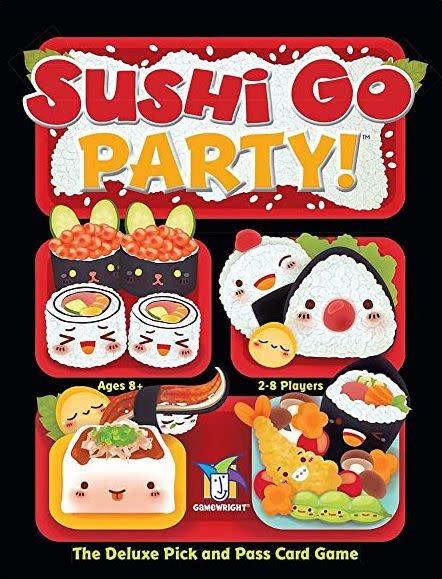Sushi Go Party! (EN)
