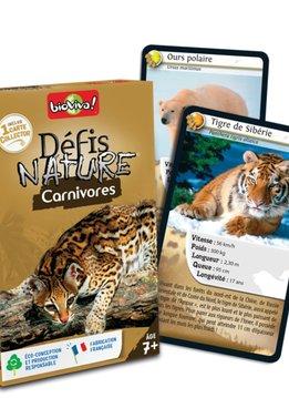Defis Nature: Carnivores