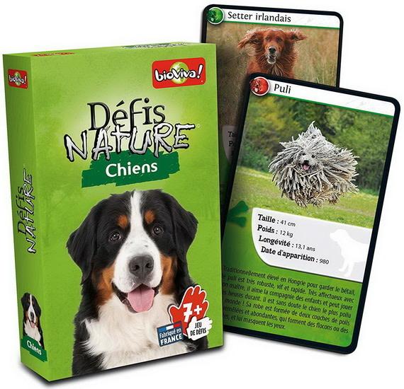 Defis Nature: Chiens