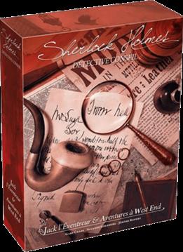 Sherlock Holmes: Jack L'Éventreur & Aventure a West End