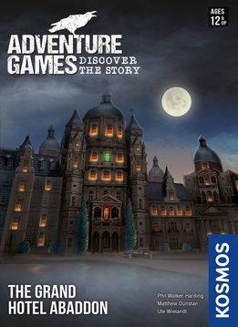 Adventure Games: The Grand Hotel Abaddon