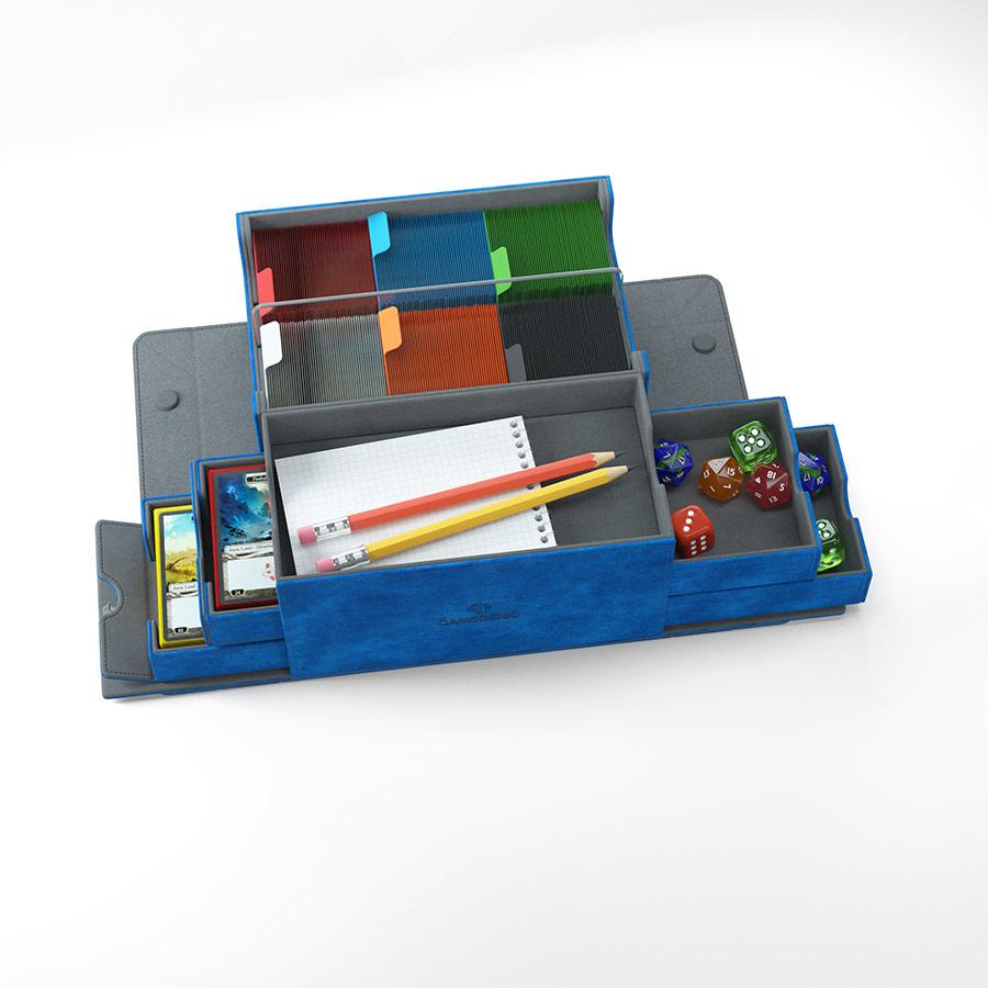Deck Box: Games' Lair Blue (600ct)