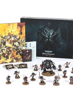 Black Templar Army Set (EN)