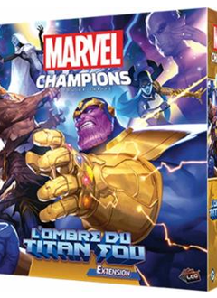 Marvel Champions LCG: L'Ombre du Titan Fou (FR) (22oct)