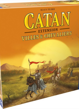 Catan: Villes et Chevaliers
