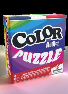 Color Addict - Puzzle (Fr)