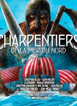 Charpentiers de la Mer du Nord (Fr)