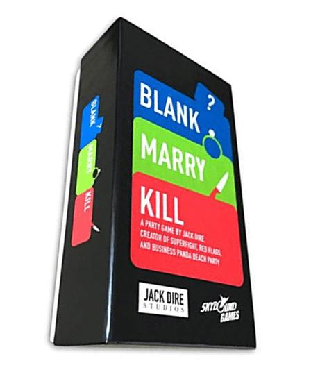 Blank Marry Kill